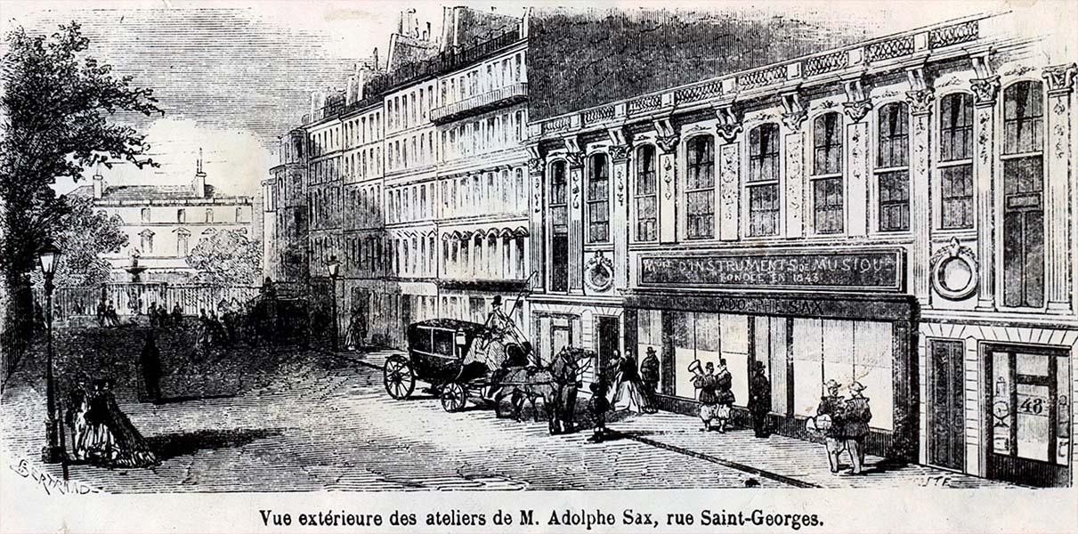@ Rue Sax 37, Dinant - België